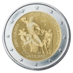 Vatican 2 Euro 2018 European Year of Cultural Heritage...