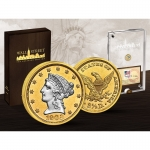 Wall Street Investment Heritage Edition Peace-Dollar Gold