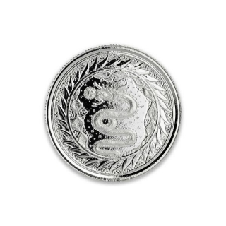 1/2 oz Samoa Samoa Serpent of Milan Silver Coin (2020)