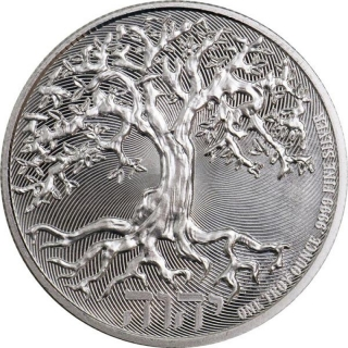 1 Unze Silber Niue Tree of Life Truth Series 2019